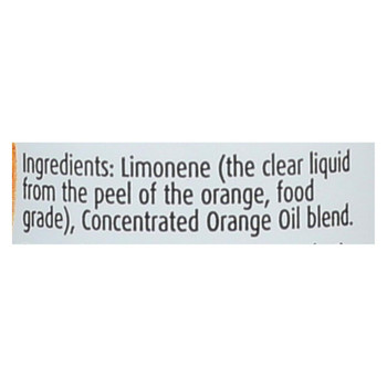 Air Scense - Air Freshener - Orange - Case of 4 - 7 oz