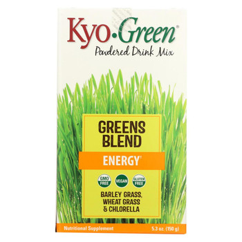 Kyolic - Kyo-Green Energy Powdered Drink Mix - 5.3 oz