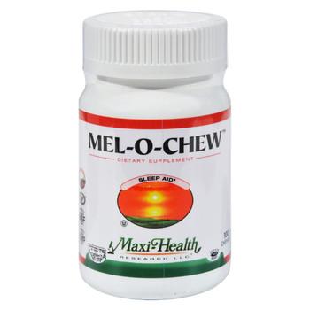 MaxiHealth Mel-O-Chew - 100 Chew
