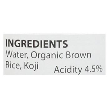 Eden Foods Organic Brown Rice Vinegar - 10 FL oz.