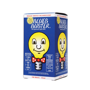 Blues Buster Light Bulb - 100 lb.