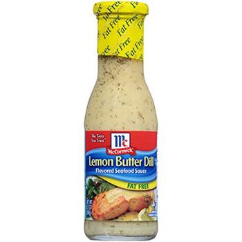 Golden Dipt - Seafood Sauce - Lemon Butter Dill - Case of 6 - 8.7 oz.