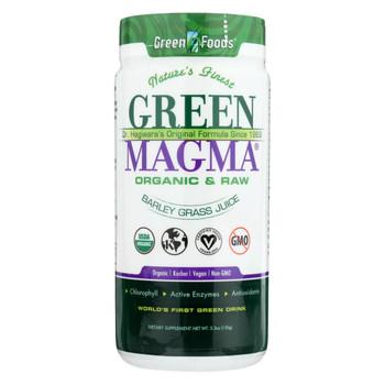 Green Foods Dr Hagiwara Green Magma Barley Grass Juice Powder - 5.3 oz
