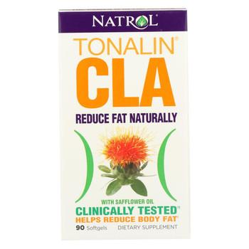 Natrol Tonalin CLA - 1200 mg - 90 Softgels