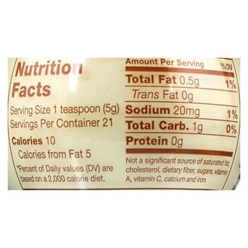 Inglehoffer - Cream Style Horseradish - Case of 12 - 3.75 oz.