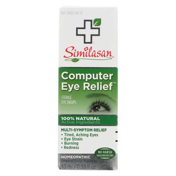 Similasan Computer Eye Relief - 0.33 fl oz