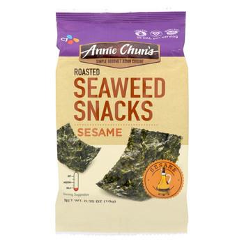 Annie Chun's Seaweed Snacks Sesame - .35 oz.
