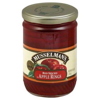 Musselman Applering - Spice - Case of 12 - 14.5 oz