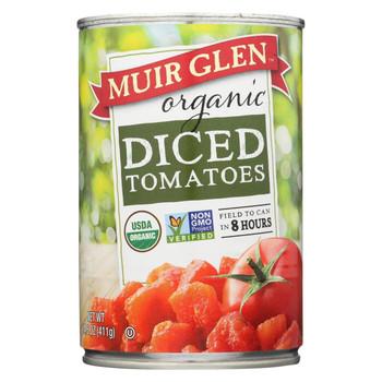 Muir Glen Organic Tomatoes - Diced - 14.5 oz