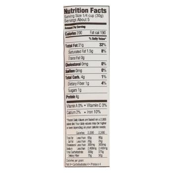 Woodstock Non-GMO Pine Nuts - Case of 8 - 5.5 OZ
