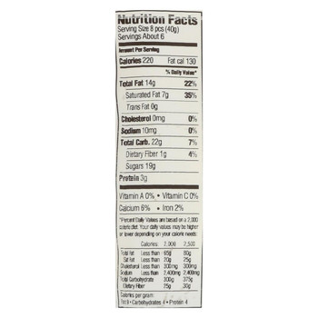 Woodstock - All Natural Yogurt Almonds - Sweet and Crunchy - Case of 8 - 8.5 oz.