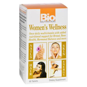 Bio Nutrition Women's Wellness - 60 Tablets