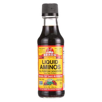 Bragg Liquid Aminos - 10 oz - case of 12