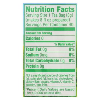 PG Tips Black Tea - Pyramid - Case of 6 - 40 Bags