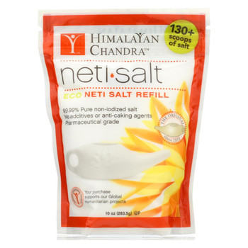 Himalayan Institute Neti Pot Salt - 8 oz