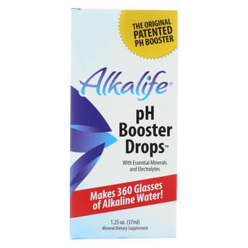 Alkalife Alkaline Booster Liquid Drops - 1.25 fl oz