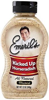Emeril Mustard - Kicked Up Horseradish - 12 oz.