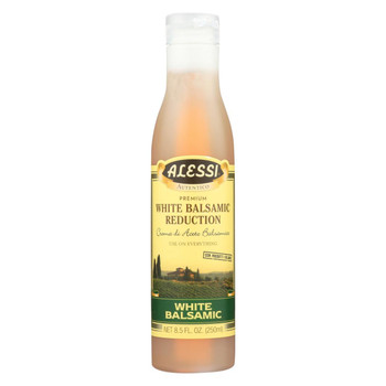 Alessi Reduction - White Balsamic - Case of 6 - 8.5 FL oz.