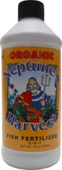 Neptune's Harvest Fish Fertilzer - Orange Label - 18 oz