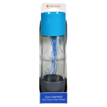 Full Circle Home Daytrip Beverage Bottle - Blueberry