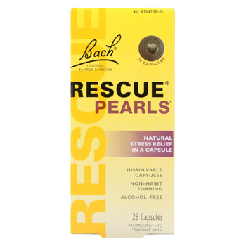 Bach Rescue Pearls - 28 Ct