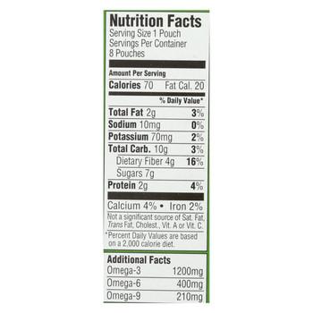 Mamma Chia Squeeze Vitality Snack - Green Magic - Case of 16 - 3.5 oz.