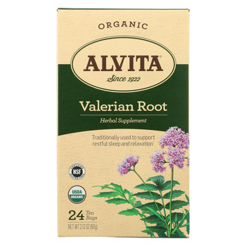 Alvita Tea Valerian Root - 24 Bag