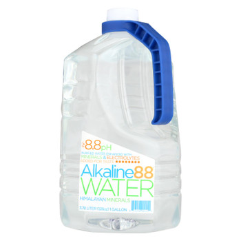 Alkaline 88  Alkaline88 1-Gallon Bottled Alkaline Water - Case Of 4 - 1 Gal