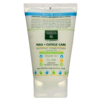 Earth Therapeautics Nail and Cuticle Care - 4 oz