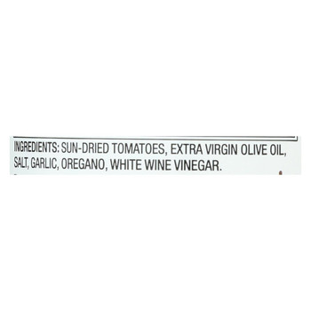 Delallo Sun-Dried Tomatos - In Extra Virgin Olive Oil - Case of 6 - 6.7 oz.