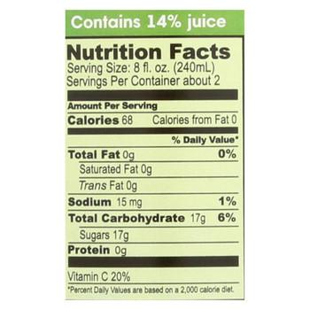 Big Island Organics Gingerade Mate - Case of 12 - 16 oz.