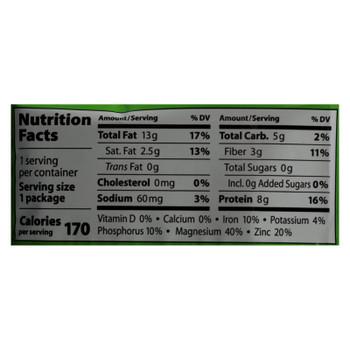 Eden Foods Organic Pumpkin Seeds - Dry Roasted - Spicy - 1 oz - Case of 12