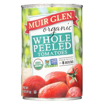 Muir Glen Organic Tomatoes - Whole Peeled - 14.5 oz
