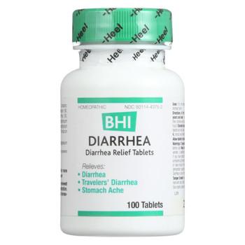 BHI - Diarrhea Relief - 100 Tablets