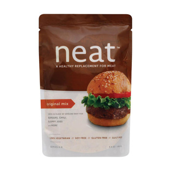 Neat Meat Alternative Mix - Original - Case of 6 - 5.5 oz