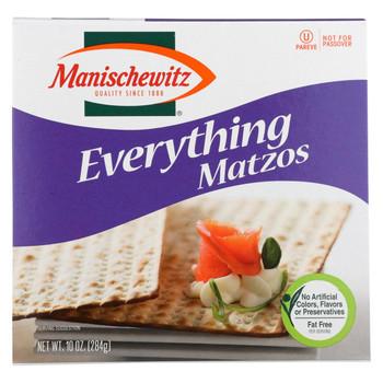 Manischewitz - Everything Matzos - 10 oz.