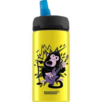Sigg Water Bottle - Cuipo Rainforest Rocker - 0.4 Liters