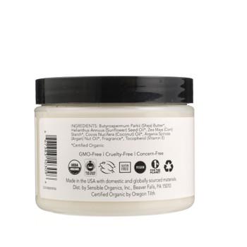 Nourish Argan Butter - Organic - Rejuvenating - 5.2 oz - 1 each