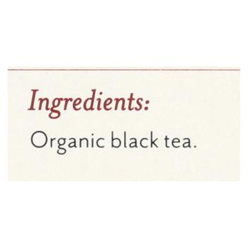 Rishi Organic Tea - English Breakfast - Case of 6 - 15 Bags
