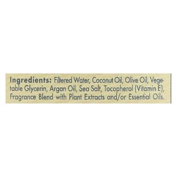 A La Maison French Liquid Soap - Fresh Sea Salt - 16.9 oz