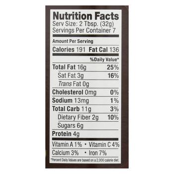 Artisana Hazelnut Spread - Organic - Case of 6 - 8 oz.