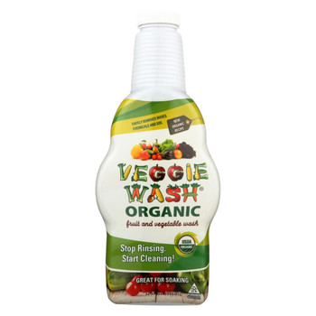 Citrus Magic Veggie Wash - Organic - Soaking Size Bottle - 32 oz