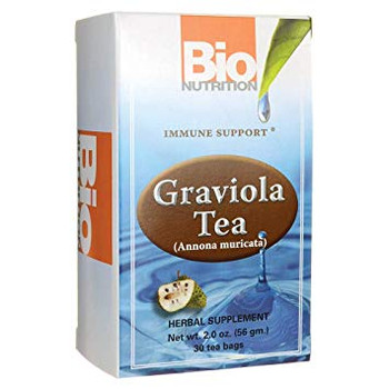Bio Nutrition - Inc Tea - Graviola - 30 bags