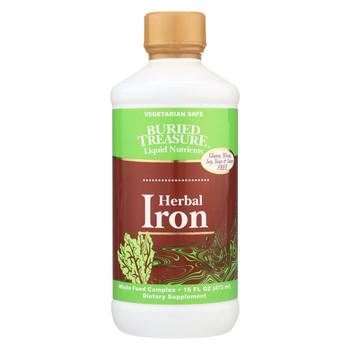 Buried Treasure Herbal Iron - 16 oz