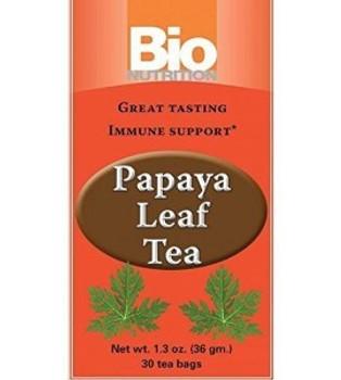 Bio Nutrition - Inc Tea - Papaya Leaf - 30 bags