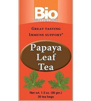 Bio Nutrition - Inc Tea - Papaya Leaf - 30 bags