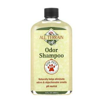 All Terrain Pet Odor Shampoo - 16 oz