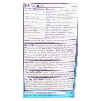 Topricin Fibro Cream - MyPainAway - 6 oz