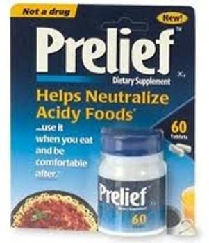 Prelief Dietary Supplement - 60 Capsules