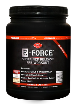 Olympian Labs E-Force - Performance Sports Nutrition - 525 g